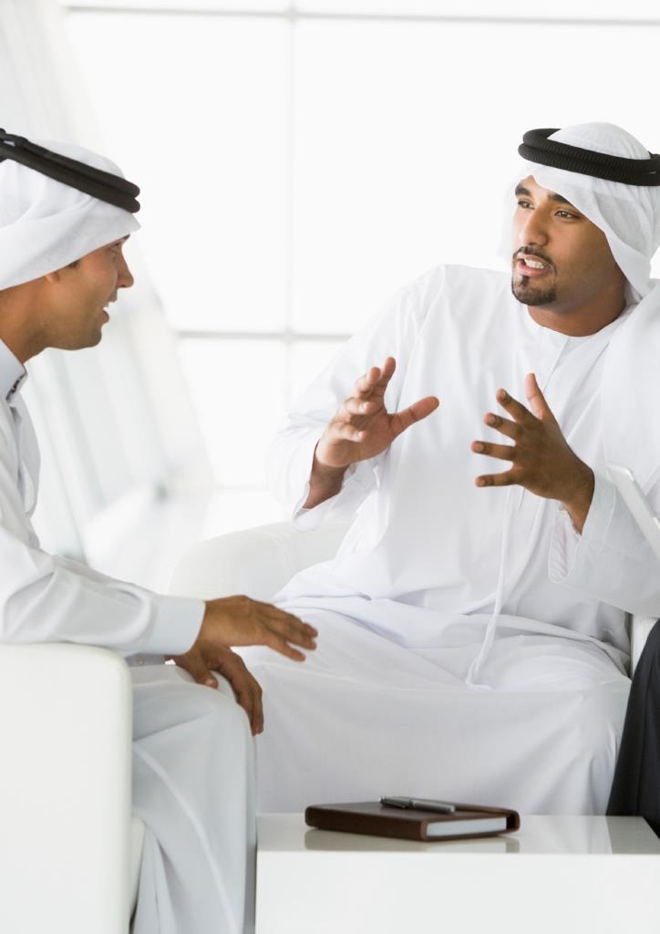Konfliktmanagement in der Arabischen Welt, Interkulturelles Training Arabische Welt