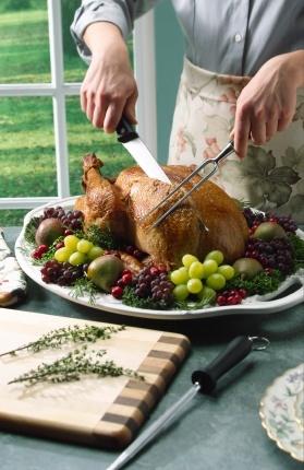 Thanksgiving, Interkulturelles Training USA