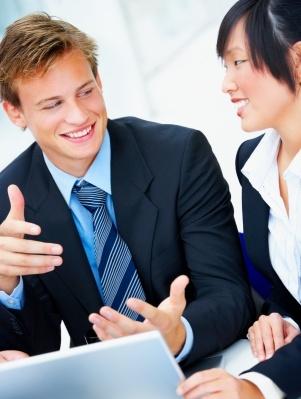 Interkulturelles Training China, Präsentationen, Meetings
