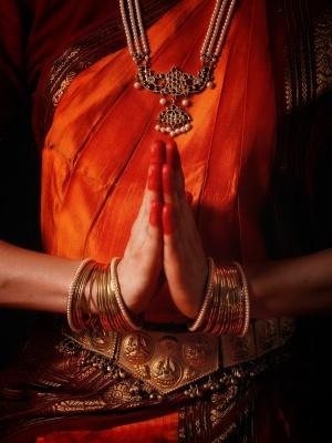 Gastgeschenke Indien